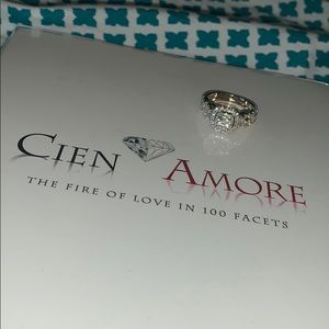 Jewelry - Cien Amore engagement set